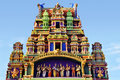 Tamil temple Stock Photo