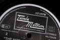 Tamla Motown Royalty Free Stock Photo