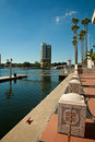 Tampa Business District Royalty Free Stock Photos