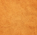 Tan color suede for background Royalty Free Stock Photo