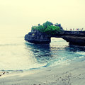 Tanah Lot, Bali. Indonesia. Royalty Free Stock Photo