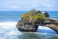 Tanah lot complex. Bali Royalty Free Stock Photo