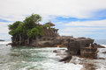 Tanah Lot Temple Bali Stock Photography