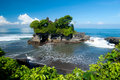 Tanah Lot temple, Bali, indonesia Royalty Free Stock Photo
