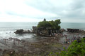 Tanah Lot Temple, Bali Indonesia Royalty Free Stock Photo