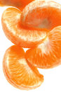 Tangerine detail Stock Images