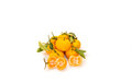 Tangerine is fruit give vitamin c Royalty Free Stock Images