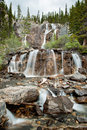 Tangle Creek Falls Stock Images