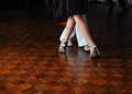 Tango in london people dancing Royalty Free Stock Photos