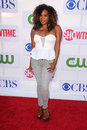 Tanika ray at the cbs showtime and cw party tca summer tour party beverly hilton beverly hills ca Royalty Free Stock Photo
