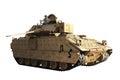 Tank commander Royalty Free Stock Photo