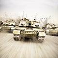 Tank Convoy