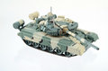 Tank modern armored vehicle toy Royalty Free Stock Image