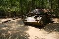 Tank in Vietnam