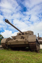 Tanks World War Two Rusting Royalty Free Stock Photography