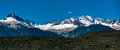 Tantalus Peaks Canada Royalty Free Stock Photo