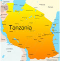 Tanzania Royalty Free Stock Photos