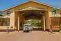 Tanzania - Ngorongoro Conservation Area Royalty Free Stock Photo