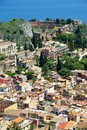 Taormina Royalty Free Stock Photo