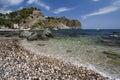 Taormina Beach Sicily