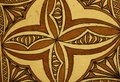 Tapa Cloth Royalty Free Stock Photo