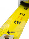 Tape measure cu Stock Image