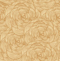 Tapestry floral seamless pattern. Decorative lace background with roses