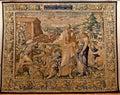 Tapestry Noahs Ark, Ca doro, Venice, Italy