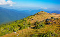Tarcu Mountains Stock Images