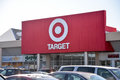Target canada liquidation sales begin thursday toronto ontario th february Royalty Free Stock Photo