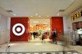 Target canada liquidation sales begin thursday toronto ontario th february Stock Photo