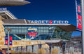 Target field minneapolis mn usa september exterior of home of the minnesota twins major league baseball team is site Royalty Free Stock Images