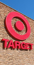 Target Retail Outlet Stock Photo