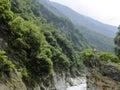 Taroko峡谷国家公园 免版税库存图片