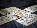 Tarot 3 Stock Image