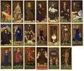 Tarot Cards - Arcanum Royalty Free Stock Photo