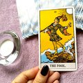 Tarot Cards Divination Occult Magic Royalty Free Stock Photo