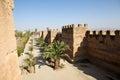 Taroudant's defensive wall