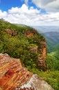 Tarpeian Rock Blue Mountains Stock Photos