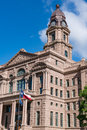 Tarrant County Courthouse Royalty Free Stock Photo