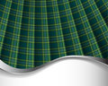 Tartan background Royalty Free Stock Photo