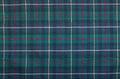 Tartan blanket background Royalty Free Stock Images