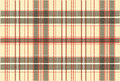 Tartan Fabric Texture Royalty Free Stock Image
