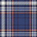 Tartan pattern Royalty Free Stock Photography