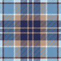 Tartan pattern Stock Photography