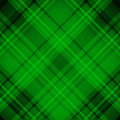 Tartan plaid fabric pattern Stock Image
