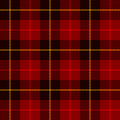 Tartan, plaid pattern Stock Images