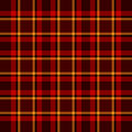 Tartan plaid pattern seamless Stock Photo