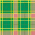 Tartan plaid pattern seamless vector this is file of eps format Royalty Free Stock Photography