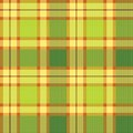 Tartan plaid pattern seamless vector this is file of eps format Royalty Free Stock Photo